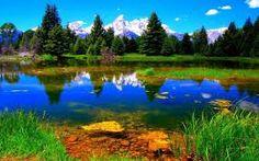 Resultado de imagem para paisagens exuberantes natureza