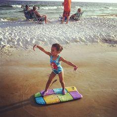Family Beach Vacatio