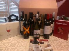 Full Zagat Wine Club with Gifts