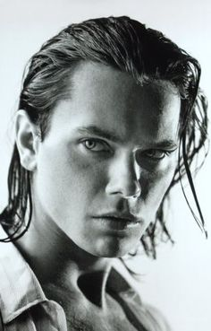 River Phoenix...one of my first loves and was even more beautiful in person than any camera could ever even hope to capture