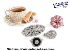 Catanach's is located in one of Melbourne's prime antique precincts. High Street Armadale has long been associated with high end retail, a perfect Melbourne location for a jewellery store such as Catanach's. Boasting the best range of coloured stones in the country and renown for searching the world for the very best stones for its customers.