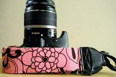 DIY Camera Strap!