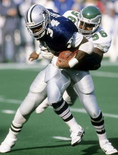 Herschel Walker: The long -- fine -- line of guys who played for the Cowboys and Eagles