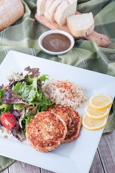 Amazing Wild Salmon Cakes. This salmon cake recipe is so delicious. Using fresh salmon makes this recipe extra delicious. Serve with rice or other favourite side for a wonderful meal.