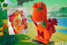 Budsies: We Turn Kids Artwork Into Cuddly Plush Gift