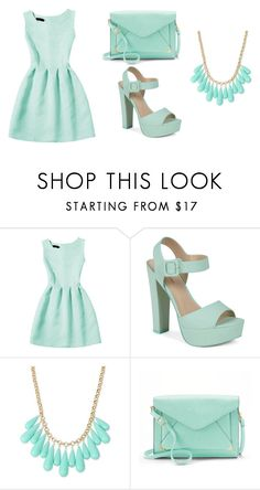 """""""Untitled #10"""" by sanela-avdic-mutapcic ❤ liked on Polyvore featuring Call it SPRING, INC International Concepts and Apt. 9"""
