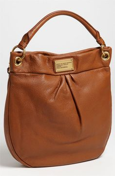 MARC BY MARC JACOBS 'Classic Q - Hillier' Hobo available at #Nordstrom