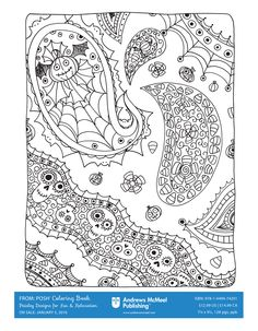Yes Its A Coloring Book For Adults New Obsession Posh Art Therapy Fun Relaxation