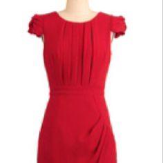 Dressy red