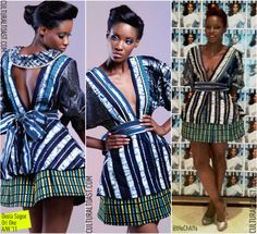 Who wore Deola Sagoe Ori Oke best  ? model VSCchalya