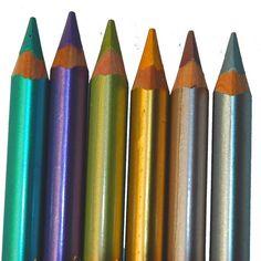 LYRA 20564907 KNUTSELEN Superferby Metallic 6-stuks