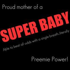 Super baby-Sofía!! Every day she beats all odds!  Gracias Dios por Ella ser un Milagro! @John Russ