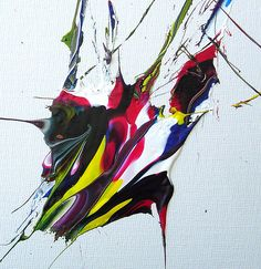 Action Painting- dripping