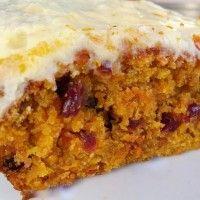 Carrot Cake : Recepten van Domy