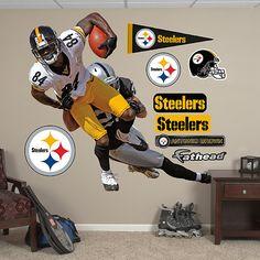 Antonio Brown Takes It On, Pittsburgh Steelers