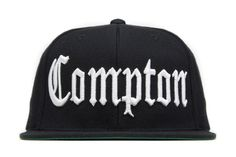 Feature x Drifter Compton Snapback - Black
