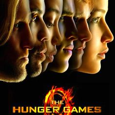 The Hunger Games. I love how Rue is looking down. It suits her. Like she's in the highest branches where she belongs.