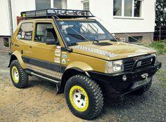 Photos d'aménagements : le fourre-tout. - Page 690 - Fiat Panda 4x4