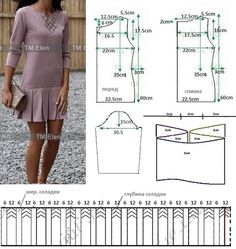 New Sewing Dress Free Pattern Diy 66 Ideas Sewing Paterns, Sewing Patterns Free, Clothing Patterns, Dress Patterns, Free Pattern, Sewing Dress, Diy Dress, Sewing Clothes, Fashion Sewing