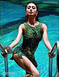 Lady Luxe Summers- Fan Bingbing-Via ~LadyLuxury~