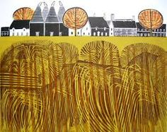 Image result for eric ravilious linocuts