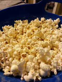 Amazing Parmesan Dill #popcorn!