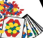 documents a imprimer Cubes Math, Math Patterns, Pattern Blocks, Pixel Art, Activities For Kids, Homeschool, Roi Dagobert, Busy Bags, Mini Albums