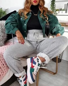 outfit home office Casual Winter Outfits, Winter Fashion Outfits, Look Fashion, Summer Outfits, Winter School Outfits, Winter Outfits Tumblr, Fashion Fall, Autumn Casual, Trendy Fashion