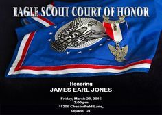 1000 images about eagle scout invitations on pinterest for Eagle scout powerpoint template