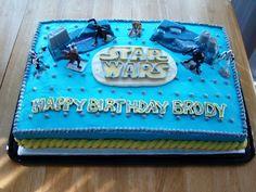 Lego Star wars cake idea