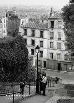 Montmarte, Paris -- this was my favorite.