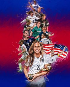 Christie Rampone (From Monmouth University to Sky Blue FC + National Team)