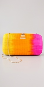 handbag, summer, yellow, orange, pink. rebecca minkoff