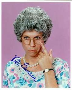 I loved this show...this comes second to the Golden Girls. Mama ~ Carol Burnett Show