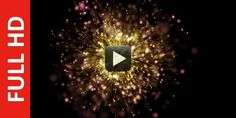 Downloadnew awesome particles animation background hd 1080p video for your any kind of projects. Th...