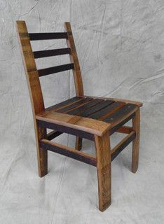 Wine Barrel Chair - eclectic - chairs - san diego - by MZ3D