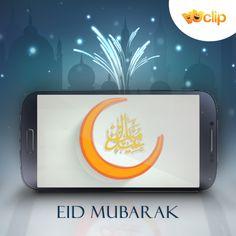 Vuclip wishes everyone EID Mubarak! Eid Mubarak, Festivals, Concerts, Festival Party