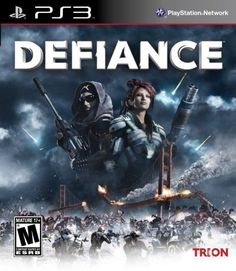 Defiance - Playstation 3 Trion Worlds