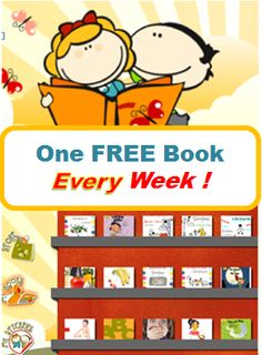 Free reading app Memetales. It offers 15 free books upon registration and every week there will be a new free book for you. While I went through some of the books, I found out they are all very well made kids books. Most books are for kids 10 and younger. …