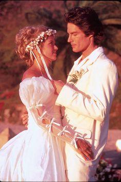 Ridge & Brooke Beach Wedding