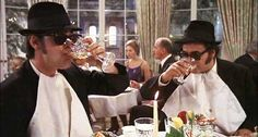 The Blues Brothers - Jake and Elwood.  Your women. I want to buy your women. The little girl, your daughters... sell them to me. Sell me your children.