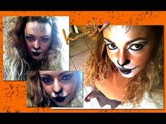 Lion MakeUp Carneval Tutorial (RoAr) #roar #carnevale #makeupcarnevale #trucco #lionmakeup