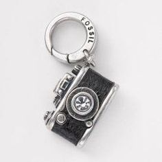 Fossil Camera Charm  $28.00  (perfect cause i <3 photography! )
