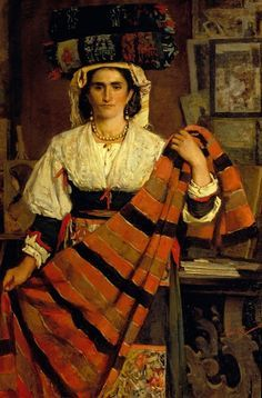 Image result for Silvestro Lega ~~ Modigliana 1826 ++ Firenze 1895