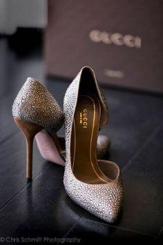 Gucci high heels - ...chaussures de princesse!