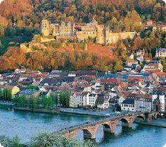 Heidelberg, Germany...would love to go back someday!