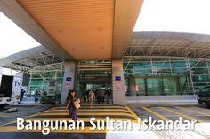 Bangunan Sultan Iskandar
