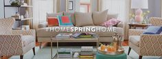 ****Bold and Blooming Furniture at One Kings Lane!**** - Krazy Coupon Club