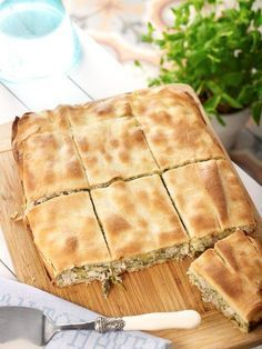 Amateur Cook Professional Eater - Greek recipes cooked again and again: SAVOURY PIES WEEK Chicken pie with Kasseri cheese and leeks in homemade pastry Homemade Pastries, One Dish Dinners, Greek Cooking, English Food, Dessert, Mediterranean Recipes, Greek Recipes, Restaurant, Food And Drink