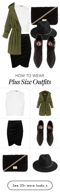 """""""Untitled #953"""" by leandrarenee on Polyvore featuring Topshop, Forever 21, BeckSöndergaard and H&M"""